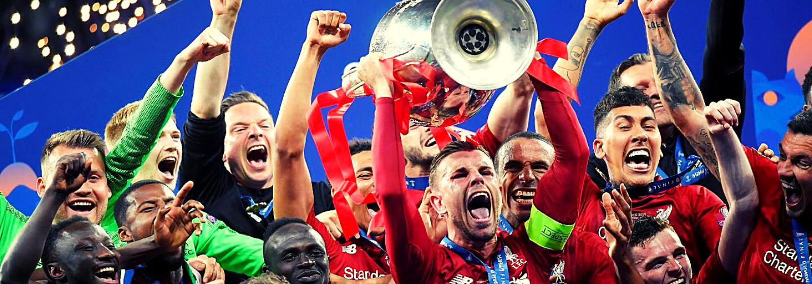 Liverpool First Premier League Title