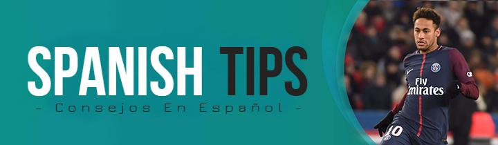 Spanish Tips2