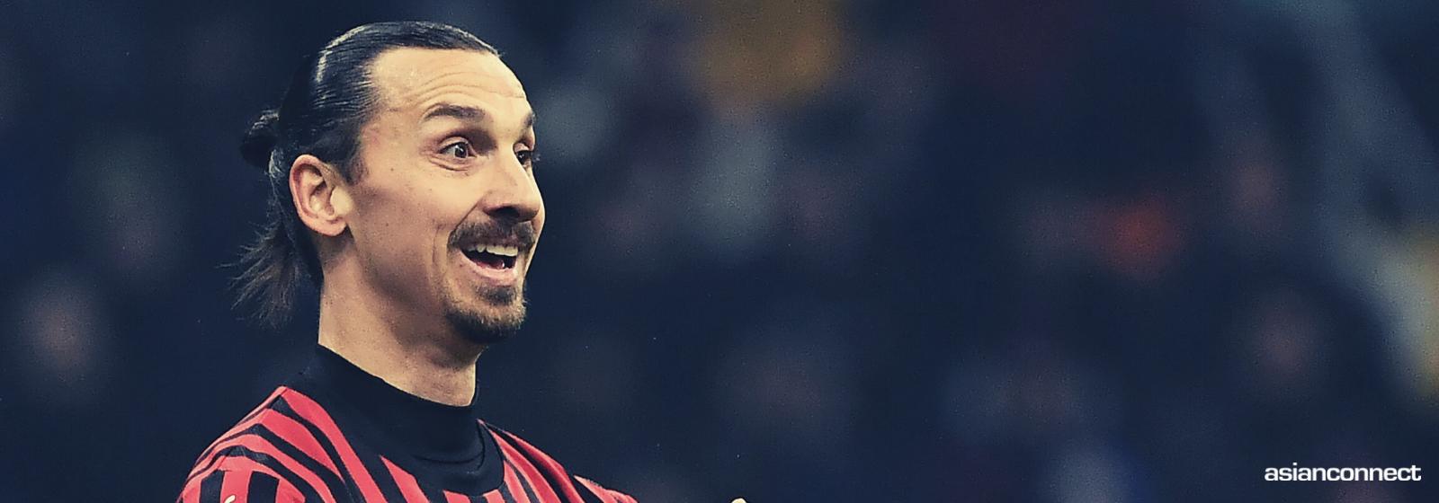 "Zlatan: ""I'm like Benjamin Button"""